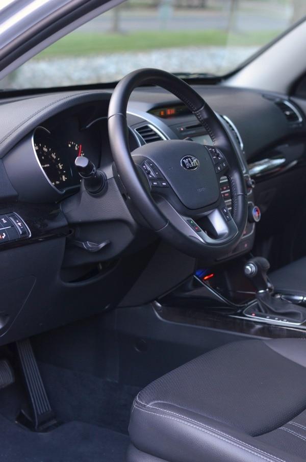 2015 Kia Sorento SX AWD Review