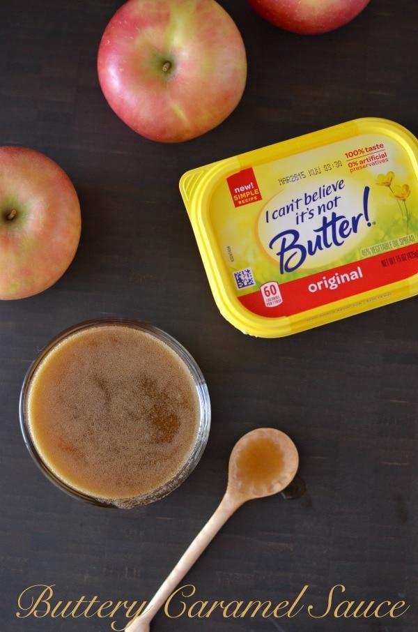 Buttery Caramel Sauce