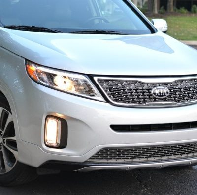 2015 Kia Sorento SX AWD Review