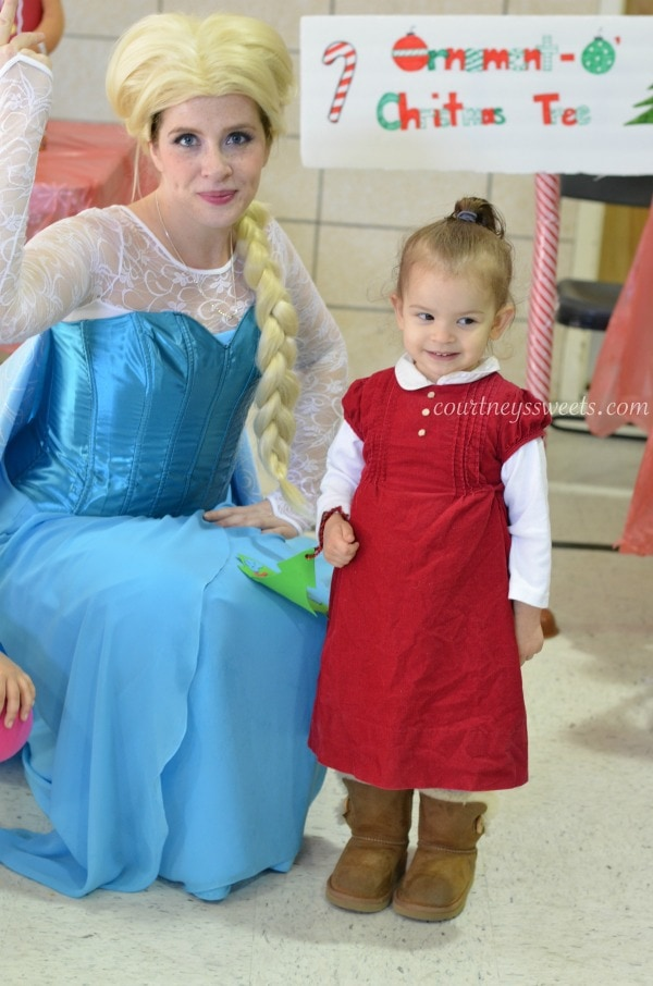 Frozen Breakfast with Elsa and Anna at St Philip the Apostle Church