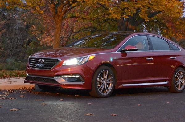 Hyundai Sonata Sport 2.0T Review