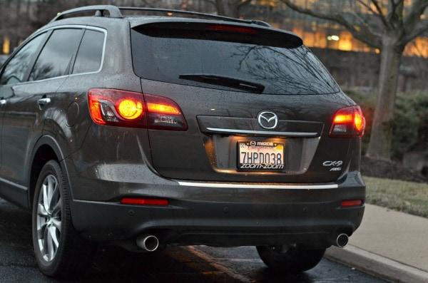 2015 Mazda CX-9 AWD