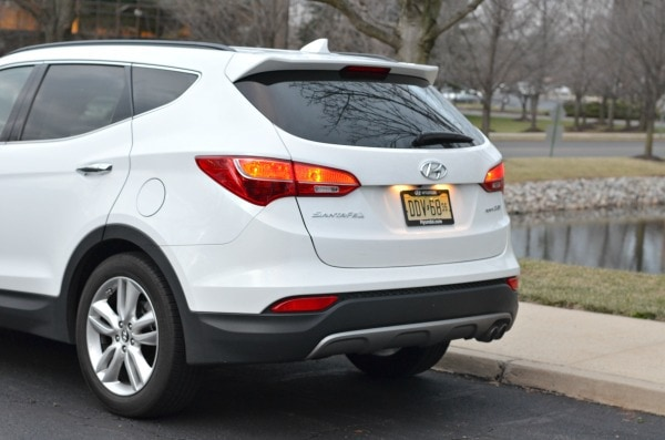 2015 Hyundai Santa Fe Sport Review - Courtney's Sweets