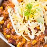 Beef Chili Recipe
