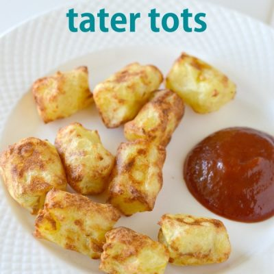 homemade mashed potato tater tots