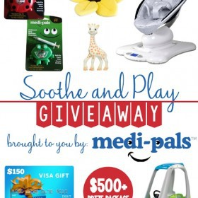 soothe and play giveaway