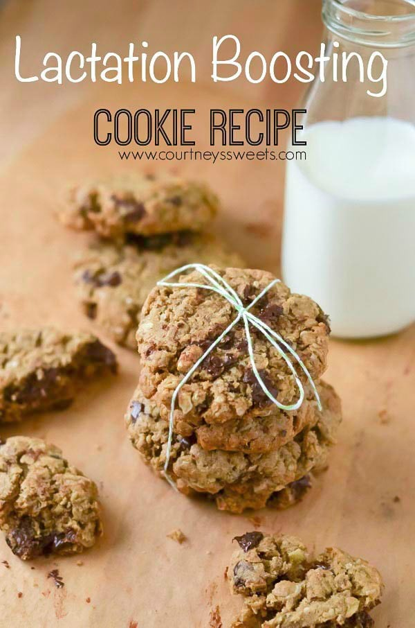lactation boosting cookie