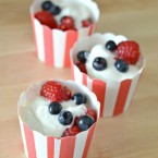 Vanilla Bean Yogurt Recipe with Fresh Berries