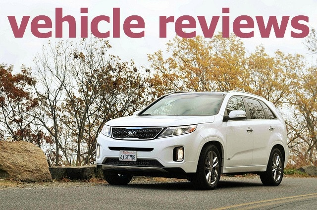 vehicle reviews