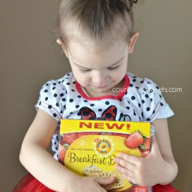 On the Go with NEW Honey Bunches of Oats Breakfast Biscuits