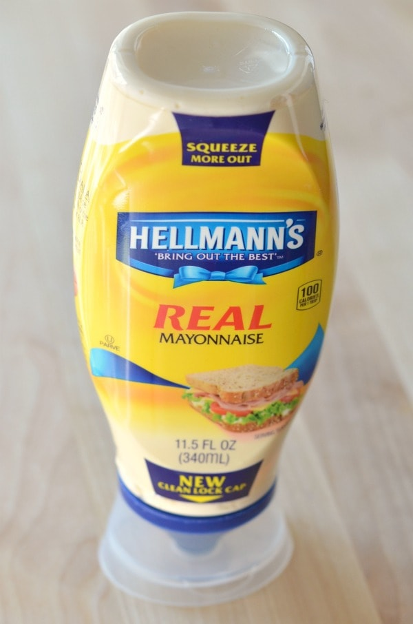 hellmann's new clean lock cap