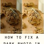 How to Fix a Dark Photo in PicMonkey