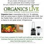 Organic Produce Delivery - Organics Live