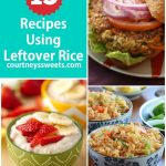 15 Ways To Use Leftover Rice