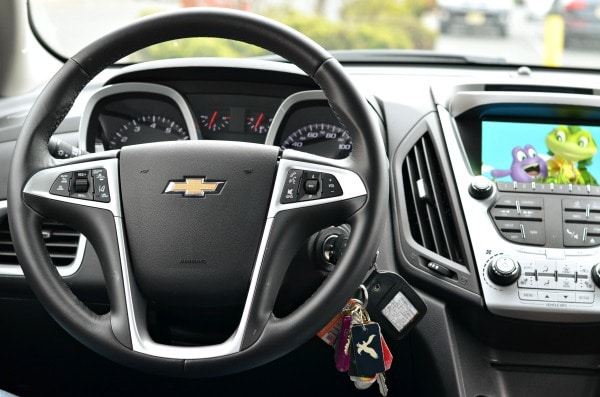 2015 Chevy Equinox - Courtney's Sweets