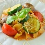 My Summer Tuscan Table - Rustic Italian Pasta