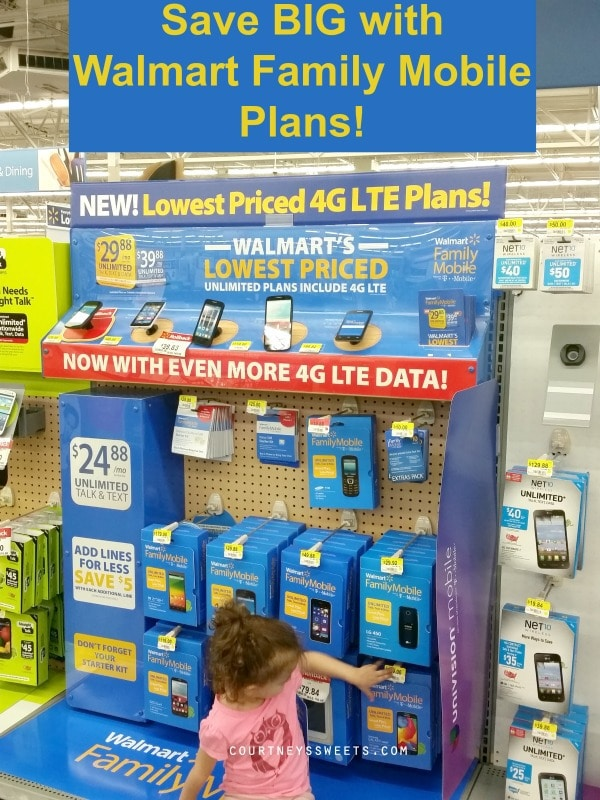 Making Memories with Walmart Family Mobile