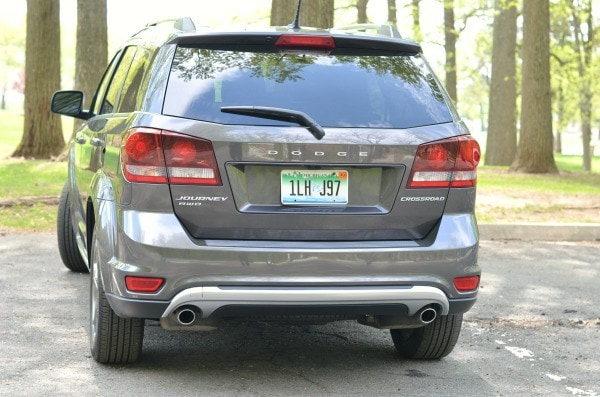 2015 Dodge Journey Crossover AWD