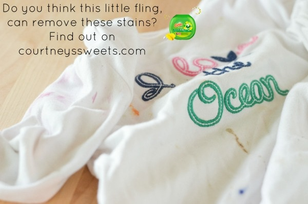 how to remove stains from clothes easily