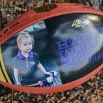Wilson Custom Football |Personalize Father's Day