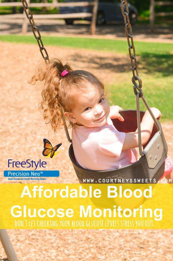 Affordable Blood Glucose Monitoring - FreeStyle Precision Neo System