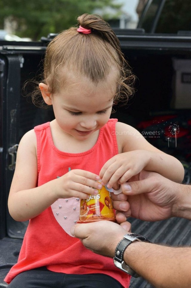 Summer Fun with Jif Peanut Butter
