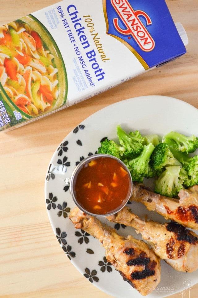 Sweet Asian Chicken Drumsticks Recipe