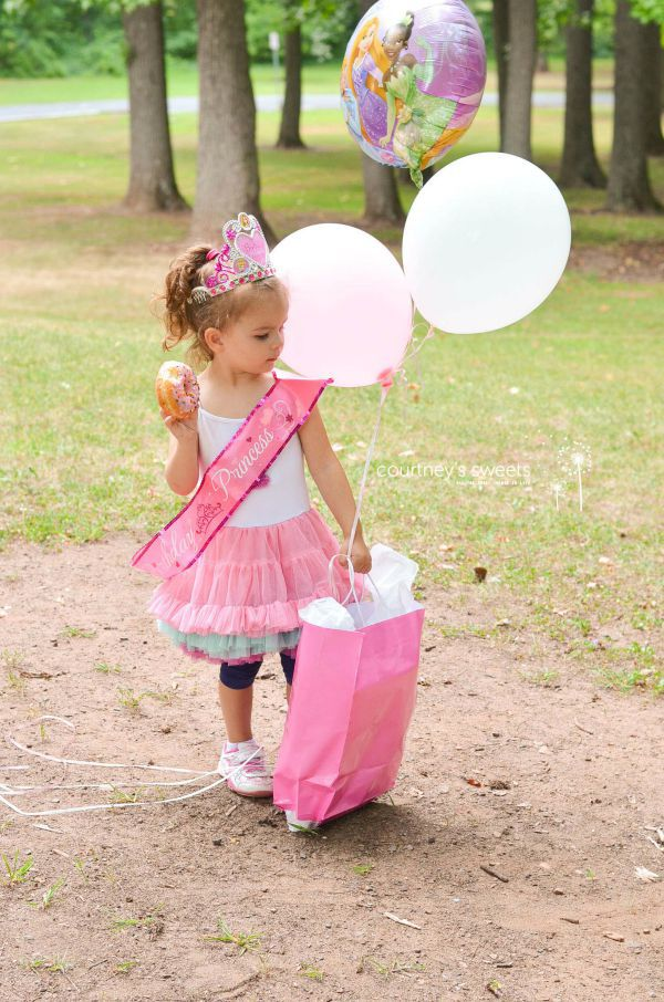 Toddler Disney Princess Birthday Party on a Budget
