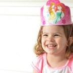 Toddler Disney Princess Party on a Budget