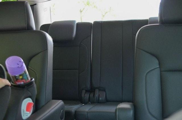 2015 Chevrolet Tahoe LTZ 4WD SUV