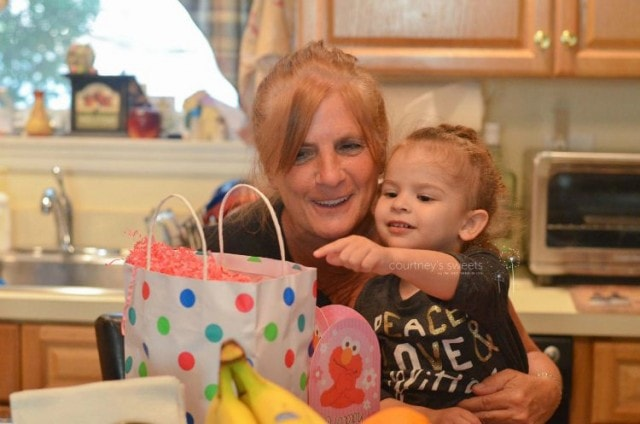 Birthday Party for Grandma - Baskin-Robbins' 70th Birthday
