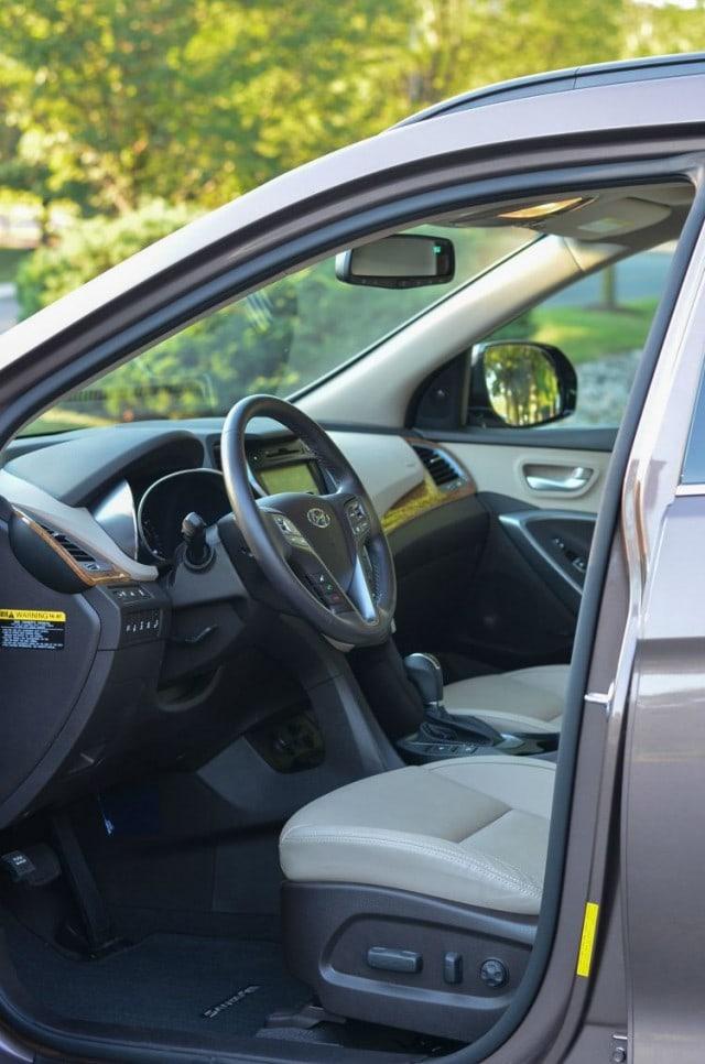 2015 Hyundai Santa Fe LTD AWD Best Compact SUV