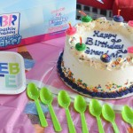 Birthday Party for Grandma – Baskin-Robbins'  70th Birthday