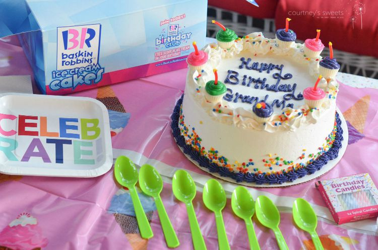 Birthday Party For Grandma