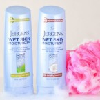 How to Winter Skin Care with Jergen's new Wet Skin Moisturizer