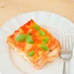 Easy to make Lasagna Recipe with Bertolli Pasta Sauce / Luscious Lasagna Recipe