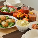 Fall Entertaining with New Barber Foods Stuffed Chicken Breasts