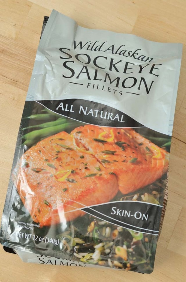 how to cook frozen salmon in the oven alaska seafood courtney 39 s sweets. Black Bedroom Furniture Sets. Home Design Ideas