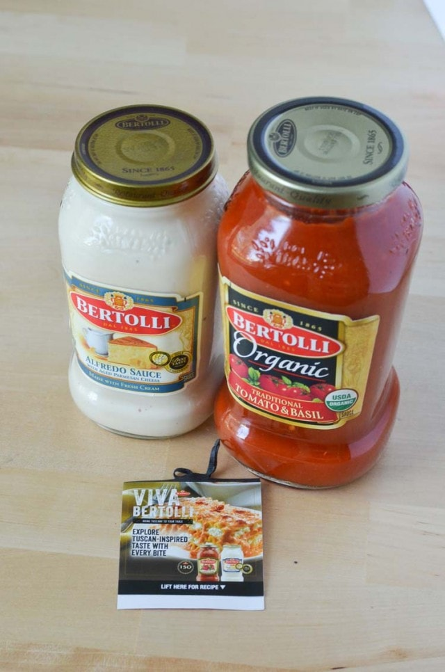 how to make lasagna white sauce recipe