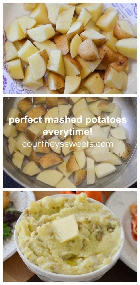 Kitchenaid Potato Masher perfect mashed potatoes recipe - courtney's sweets