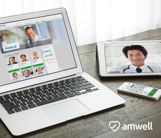 Save Time and Effort with Amwell