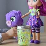 DIY Wishing Shooting Star Jar + Little Charmers Toys