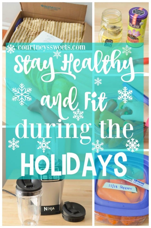 Stay Healthy and Fit during the Holidays with #TheHolidayBox Products to help you maintain weight loss, start a diet plan and perfect holiday gifts for the foodie! more info on www.courtneyssweets.com