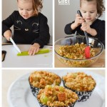 Thanksgiving Stuffing Muffins | Traditional Bread Stuffing Recipe