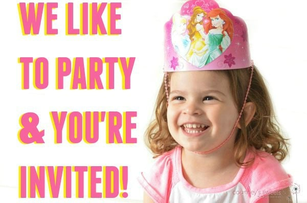 Birthday Parties and Entertaining