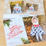 How to Make Shutterfly Holiday Cards (now en Español) #MiVidaShutterfly