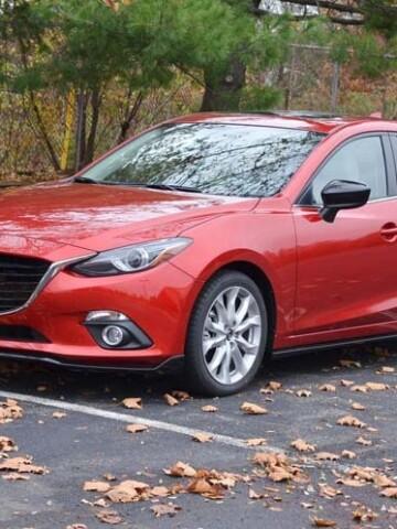 2016 Mazda 3 5-Door Grand Touring Review