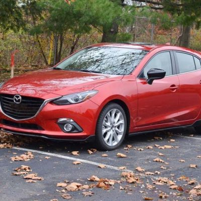 2016 Mazda 3 5-Door Grand Touring Review