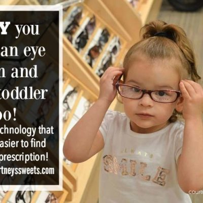 AccuExam at LensCrafters Eye Exam