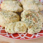 Buttery Parmesan and Parsley Biscuit Recipe